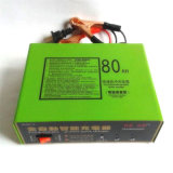 6V / 12V 80ah Veículos secos e molhados Intelligent Pulse Repair Type Quick Charger