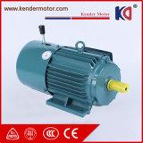 Alta Eficiencia YEJ-132s1-2 5,5 kW trifásico de CA freno motor asíncrono