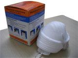 Preiswerter einlagiger Wekzeugspritzen-Atemschutzmaske-medizinischer Wegwerfgebrauch