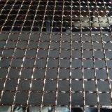 Rete metallica unita per la maglia dello schermo del setaccio di estrazione mineraria