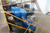 Zuckerrohrmühlen, die paralleles Welle-Getriebe zerquetschen