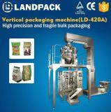 Dispositivo per l'impaccettamento per l'imballaggio di alimento del cane/pasta/caramella