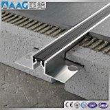 Profil en aluminium/en aluminium de garniture d'extrusion
