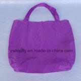 Рециркулированные хозяйственные сумки полиэфира складные