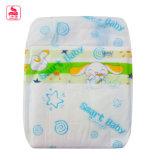Pañales absorbentes fuertes respetuosos del medio ambiente del bebé de la comodidad de la venta caliente