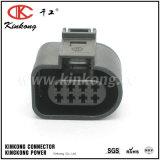 8개의 Pin 여성 조절 벨브 주거 VW 자동 연결관 1j0973814