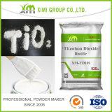 Dióxido Titanium do Rutile elevado da resistência da temperatura para de múltiplos propósitos