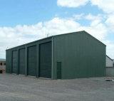 O conjunto fácil pré-fabricou a construção de aço para a fábrica vertida/exploração avícola/fabricação