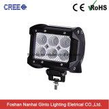 Ce / RoHS 18W Barra antiniebla del diseño CREE LED (GT3400-18W)