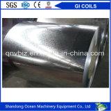 Bobines d'acier galvanisées à chaud et à chaud à prix avantageux (bobines GI) pour la construction et l'utilisation d'insoutices
