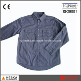 De duidelijke Overhemden van de Katoenen Comfortabele Zak van het Werk