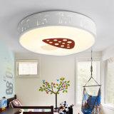 Iluminação creativa moderna do teto do diodo emissor de luz do estilo dos desenhos animados