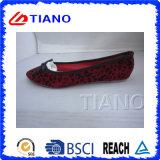 In het groot OpenluchtDame Shoes van de Luipaard (TNK23747)