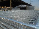 Heißes BAD galvanisiertes Kettenlink-Zaun-Panel