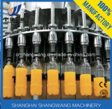 Orangensaft-Produktionszweig beenden