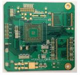 PWB da placa de circuito 8layers de 1.6mm com controle da impedância para médico