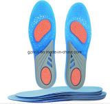Удара Insole Insole силикона Insole геля силикона Orthotic Absorbing
