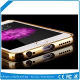 金属のボーダーフレームはのためにとAppleのiPhone 7/アルミ合金のガラスとミラーでめっきされる