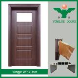 Горячая панель двери цены нутряных дверей сбывания WPC дешевая