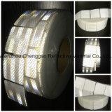 Nuevo estilo prisma Micro cinta reflectante blanca