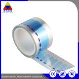 Custom Термочувствительных безопасности Пэт клей для печати этикетки наклейки