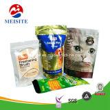 Grau alimentício saco plástico para alimentos para animais