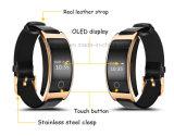 Bracelete esperto longo novo K11s de Bluetooth do tempo 2017 à espera