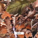 Películas de Prinitng de transferência da água de Camo da folha para Itmes ao ar livre (BDE11-5)