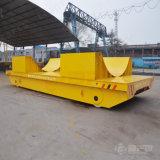 China ließ Stahlträger die Transport-Karre strukturieren, die mit Kran ausgerüstet wurde