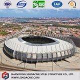 Construction lourde de structure métallique pour le centre de gymnastique