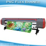 Materiale della bandiera della bandiera di alta qualità della flessione del PVC della pellicola stampata della bandiera