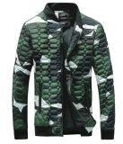 Rivestimento della stampa di Comouflage di modo di moda degli uomini per l'inverno Sy-36