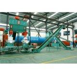 Preço elevado do secador giratório do cilindro de Efficiecny