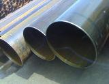 Reg del tubo de acero al carbono o metro.