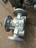 Kundenspezifische Präzisions-Edelstahl-Eisen-Gussaluminium-Gussteil-Teile