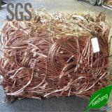 Scarto del rame dello scarto del collegare di rame 99.99% dello SGS 99.9%