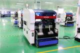 Menant le placement de la machine de production du tube de l'ampoule