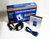 De Adapter van pap2-Na /Pap2t-Na VoIP van Linksys