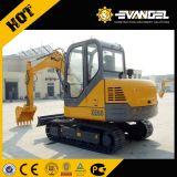 Xcm máquinas escavadoras pequenas hidráulicas da esteira rolante de 6 toneladas mini (XE60)