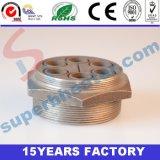 2.5インチ6の穴のステンレス鋼のフランジ