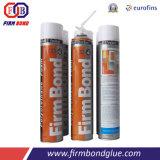 Espuma de poliuretano química del lacre de la puerta y de la ventana