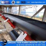 Correia transportadora de borracha com o Rasgar-Resistente para a borracha da correia transportadora da tubulação do material de maioria