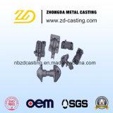 Forjamento de aço frio quente personalizado para aço de alumínio