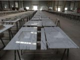 Azulejo de mármol blanco Polished de China Carrara para la pared del suelo (YY-VCWT)