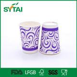Progettare il commercio all'ingrosso per il cliente Cina della tazza di carta del partito di marchio