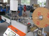 Machine van de Markering van het Etiket van de Doek van de hoge snelheid de Ultrasone Scherpe (ys-6300)