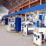 Высокая скорость гофрированный картон производственной линии