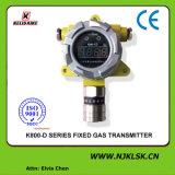 Detetor de gás fixo do indicador de diodo emissor de luz 4-20mA H2s