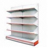 Cinq couches de supermarché en métal du présentoir (HY-04)