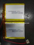 Полимерная батарея 3,7 в 3000 Мач (IR-955060C)